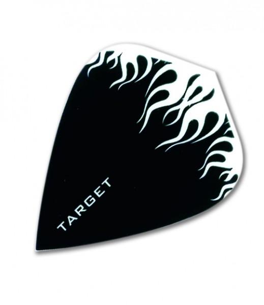 Target Pro 100 Flame schwarz - Kite