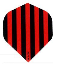 Stripes black-red - Standard
