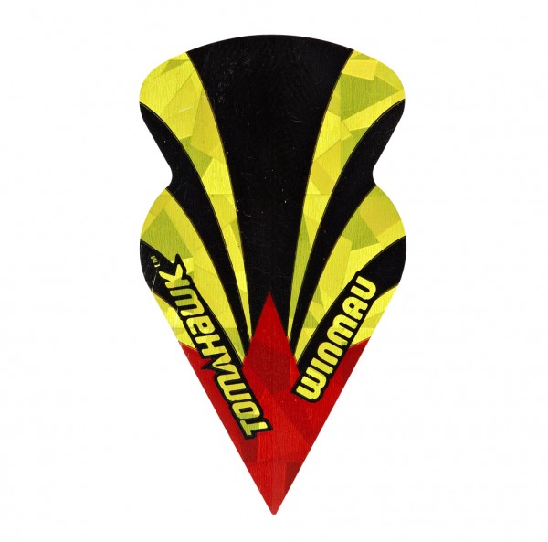 "Winmau ""Golden Stripes"" - Tomahawk Slim"