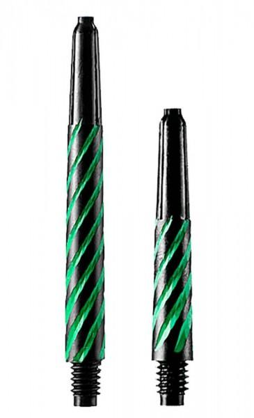 Spiroline schwarz-grün