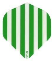 Stripes white-green - Standard