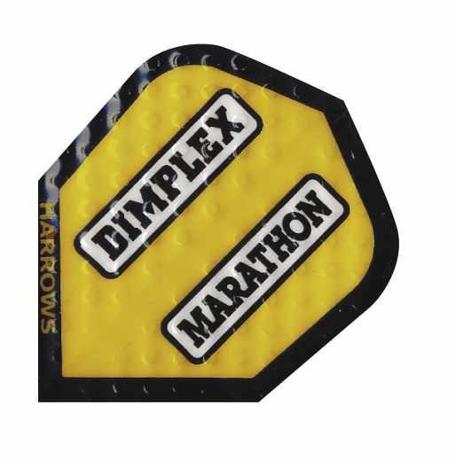 Harrows Dimplex gelb - Standard