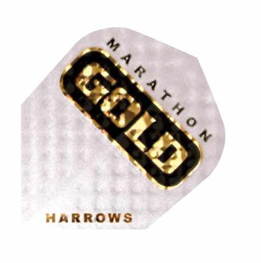 Harrows Dimplex Marathon GOLD weiß - Standard