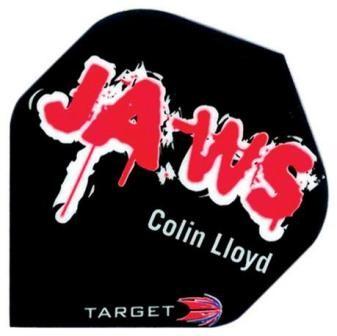 """Target Colin """"Jaws"""" Lloyd - Standard"""