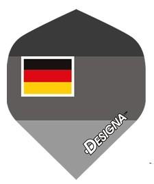 """Deutschland Flaqgge"" - Standard"